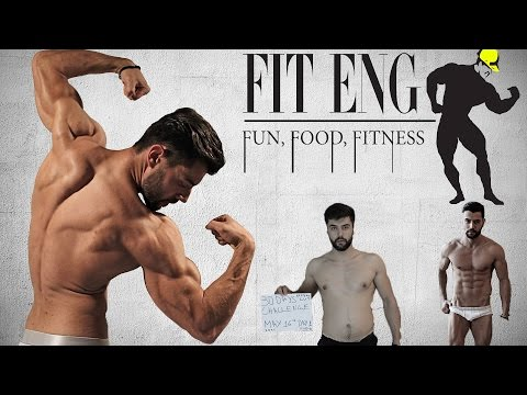 FitEng YouTube Channel Teaser -  Fun Food Fitness