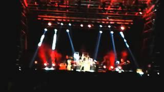 Anastacia - Sweet Child O' Mine Live @ Arena della Regina Cattolica 15/07/2015