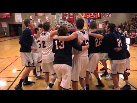 High School Boys Basketball: Orono vs. Mpls Patrick Henry