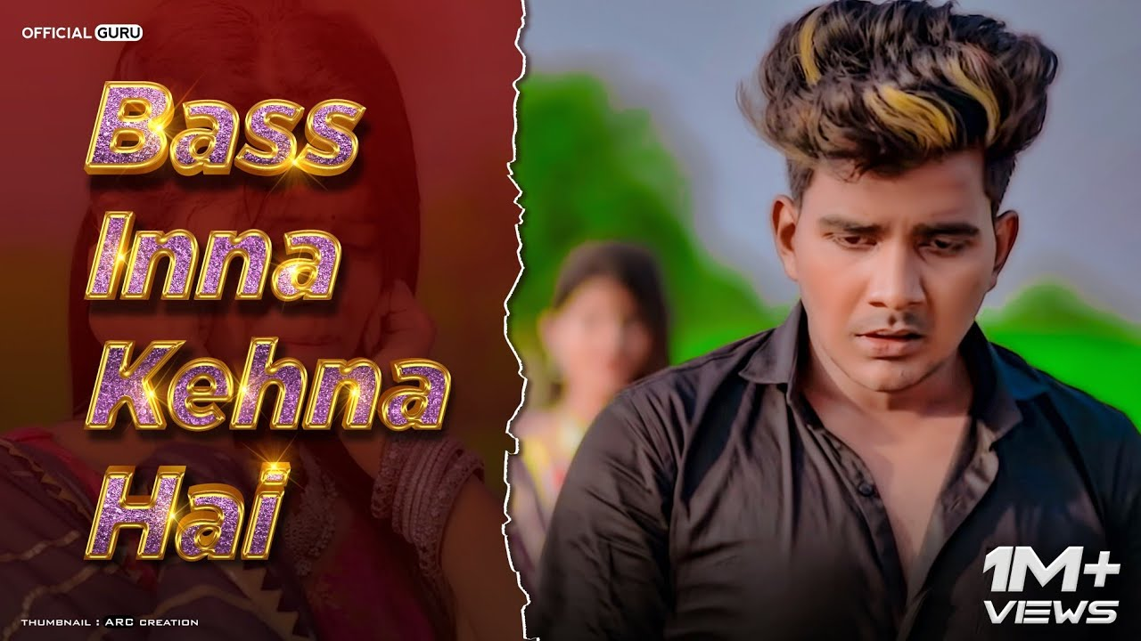 Bas Inna Kehna Hai | Official Song | Guru | Official Guru | Sumit Saha | Heart Touching Love Story