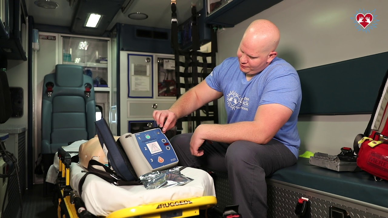 3 Philips AED Trainer 2
