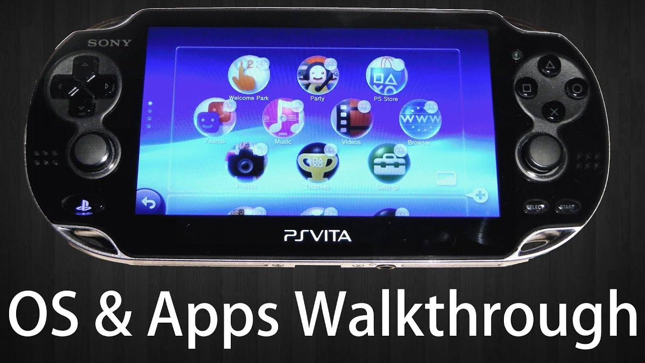 Ps Vita Apps