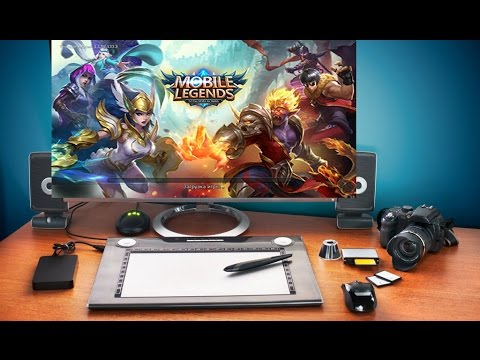 Как играть в Mobile legends на ПК?
