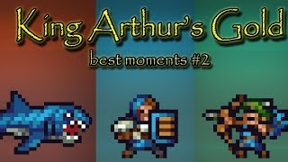Best Moments Montage #2   King Arthur's Gold