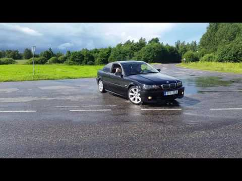 bmw 325ci coupe drift