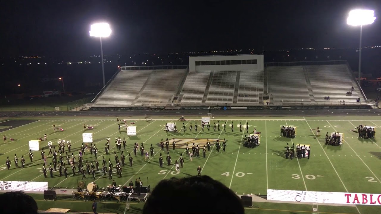 Forney High School Marching Band 10 14 17 Tabloid News Youtube