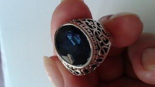 СУПЕР-КЛАД! Золотая печатка, серебряный перстень с огромным сапфиром(, 2016-11-25T05:17:00.000Z)