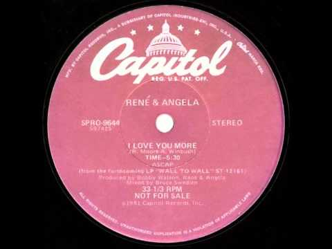 Rene & Angela Feat. Notorious Big - I Love You More (Dj
