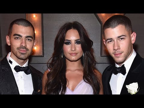 Jonas Brothers SUPPORT Demi Lovato With Emotional Messages After Overdose