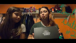 Loot Crate Unboxing #2/ Wizarding World Room of Requirement