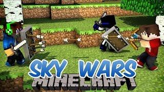 Фото ПОБИЛ ТЕРОСЕРА И ФЬЮЖКУ  Hypixel Sky Wars Minecraft Mini Game