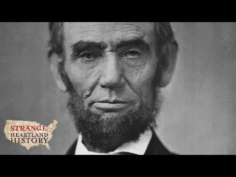 The Odd Reason Abraham Lincoln Began Growing A Beard | Strange Heartland History