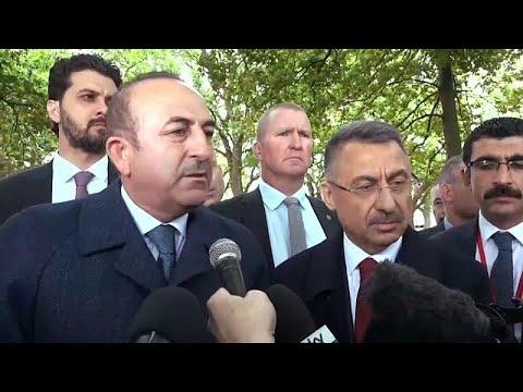 وزير الخارجية التركي يزور مصابي مجزرة نيوزيلندا  - نشر قبل 47 دقيقة