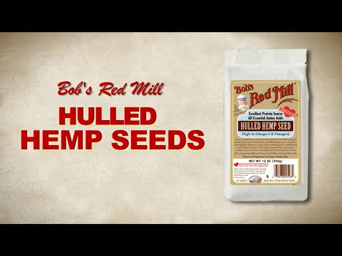 Hulled Hemp Seeds | Bob's Red Mill
