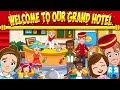 My Town: Hotel (By My Town Games LTD) - Full Gameplay