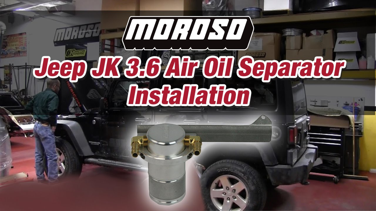 Jeep Jk 3 6 2017 Up Air Oil Separator Part Nos 85518 85670 85671 You