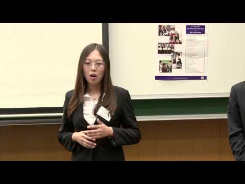 HSBC Asia Pacific Business Case Competition 2013 - Round2 C2 - THU