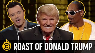 The Harshest Burns fŗom the Roast of Donald Trump