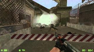 Counter-Strike Condition Zero Deleted Scenes Walkthrough Pipe Dream Part 1 (PC)