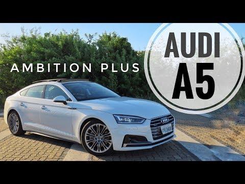 Audi A5 Ambition Plus 2018 // Teste Canal Top Drive