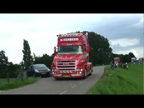 SCANIA V8 Loud Sound Mix =) - S.Verbeek Holland