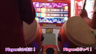 1Player:たいまほ! 2Player:るりっぺ!! Camera:ねぎ!? Place:モナ...