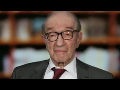 Alan Greenspan: Entitlements are crowding out savings