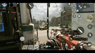 Game Play Of COD Mobile In All New Moto RAZR 2020 Folding Phone