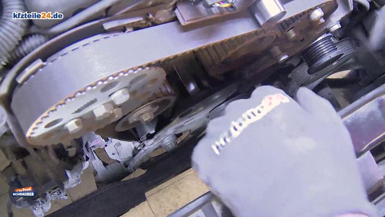 Zahnriemen Audi A4 : zahnriemen wechseln audi a4 2 0 tdi tutorial youtube ~ Jslefanu.com Haus und Dekorationen