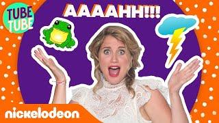 De vier grootste angsten van Iris | Nickelodeon Nederlands