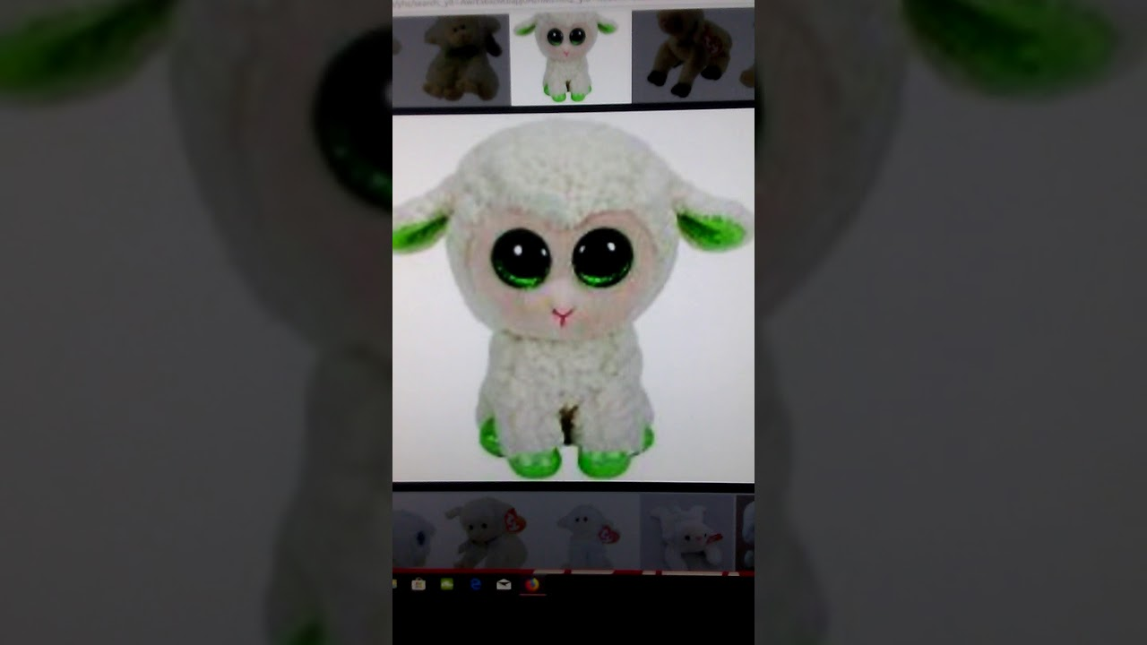 A gift for Baby Lamb Creations