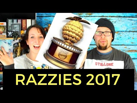 RAZZIES 2017 Top 5 Worst Movies of 2016 | The Razzies 2017 nominations and Predictions