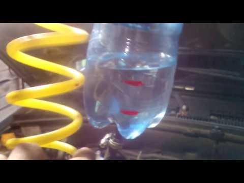 Промывка форсунок самостоятельно на Шевроле Нива