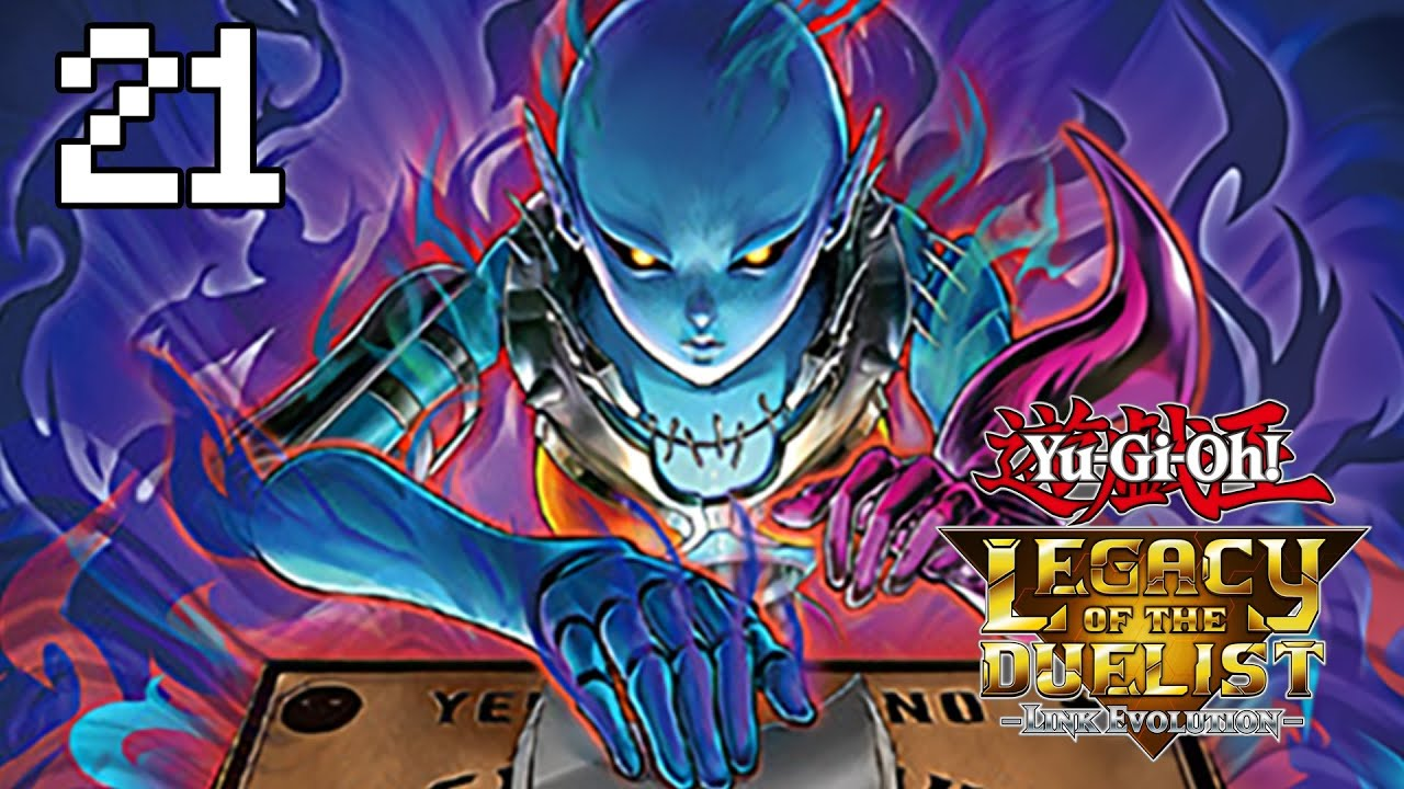 Yu-Gi-Oh! Legacy of the Duelist: Link Evolution พาร์ท21 มาเล่นผีถ้วยแก้วกัน