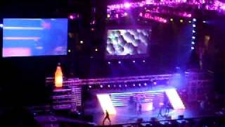 ANGEL y KHRIZ LIVE! -AYER LA VI CALIBASH 2010, LOS ANGELES, CA