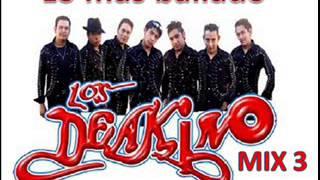 Tercer mix de las cumbias más bailables del Grupo Los de Akino, par...