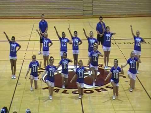 Life Christian Academy High School Varsity Cheer Team ...