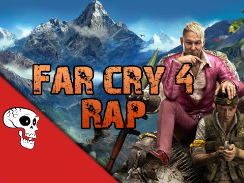 Image Description of : FAR CRY 4 RAP by JT Music - Untamed