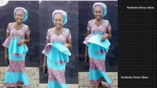 Great ASO EBI Ideas for nice events - Best African ladies collection