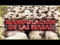 Top 5 Técnicas de Manipulación Mediática de Masas. Así te controlan.