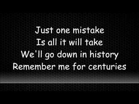Centuries - Fall Out Boy Lyrics Video