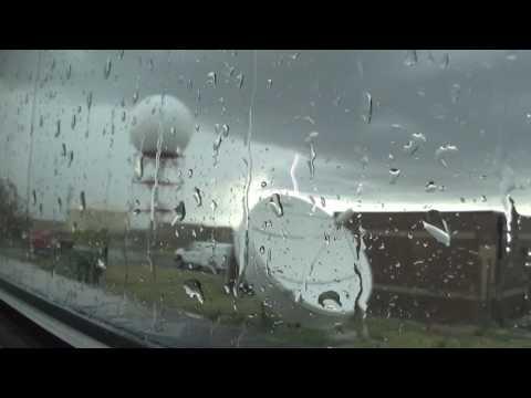Lightning At National Weather Service Riverton