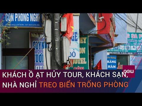 Sa Pa: Khách ồ ạt hủy tour, loạt khách sạn, nhà nghỉ treo biển trống phòng   VTC Now