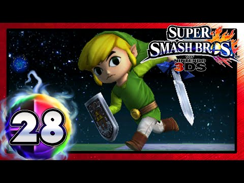 Super Smash Bros. for 3DS - Classic Mode: Toon Link