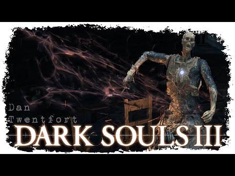 DARK SOULS 3 Прохождение #5 ● Игра за рыцаря ● Высокая стена Лотрика