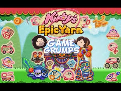 Game Grumps Kirby's Epic Yarn Best Moments Part 2
