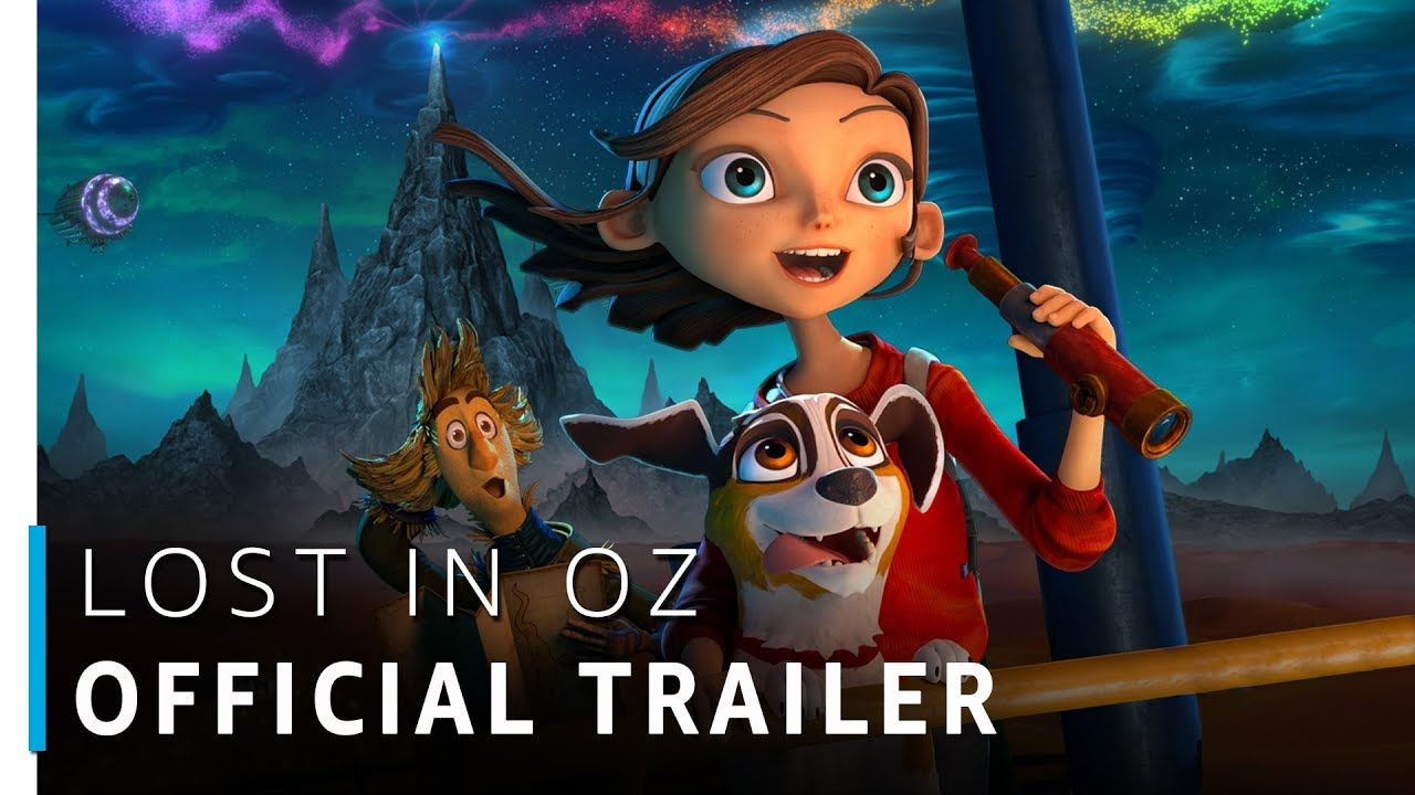 Lost in OZ - Season 2 | Animated Kids Series | Official Trailer | Prime  Original