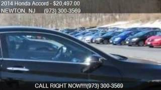 2014 honda accord ex l for sale in newton nj 07860 at susse