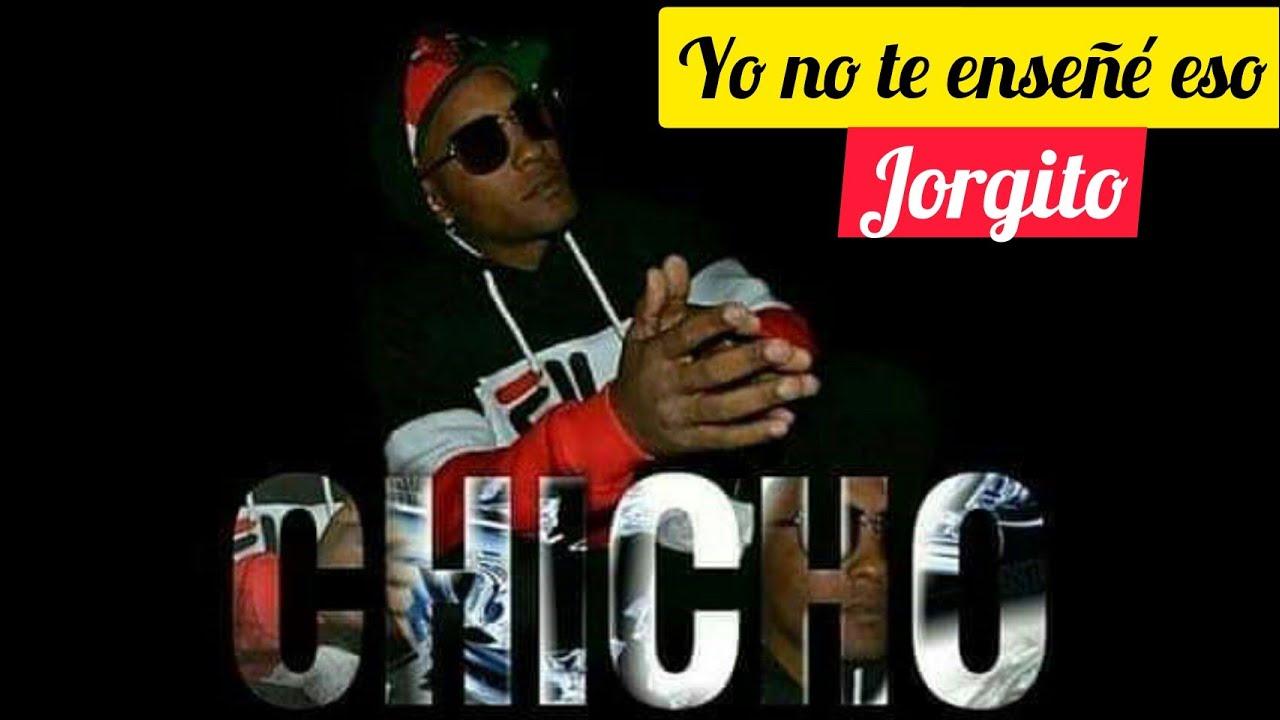 """Ex Seguridad De Los4 Chicho envía mensaje a Jorge Jr """"Deja el obsorbo que no estás pa' eso!!"""