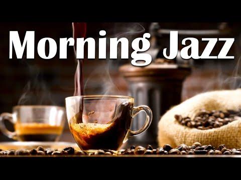 Morning Coffee Jazz - Relaxing Jazz and Bossa Nova Music for Wake Up, Work, Study, Productivity